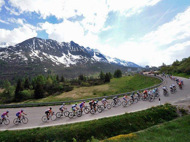 Sporza: Ronde van Italië