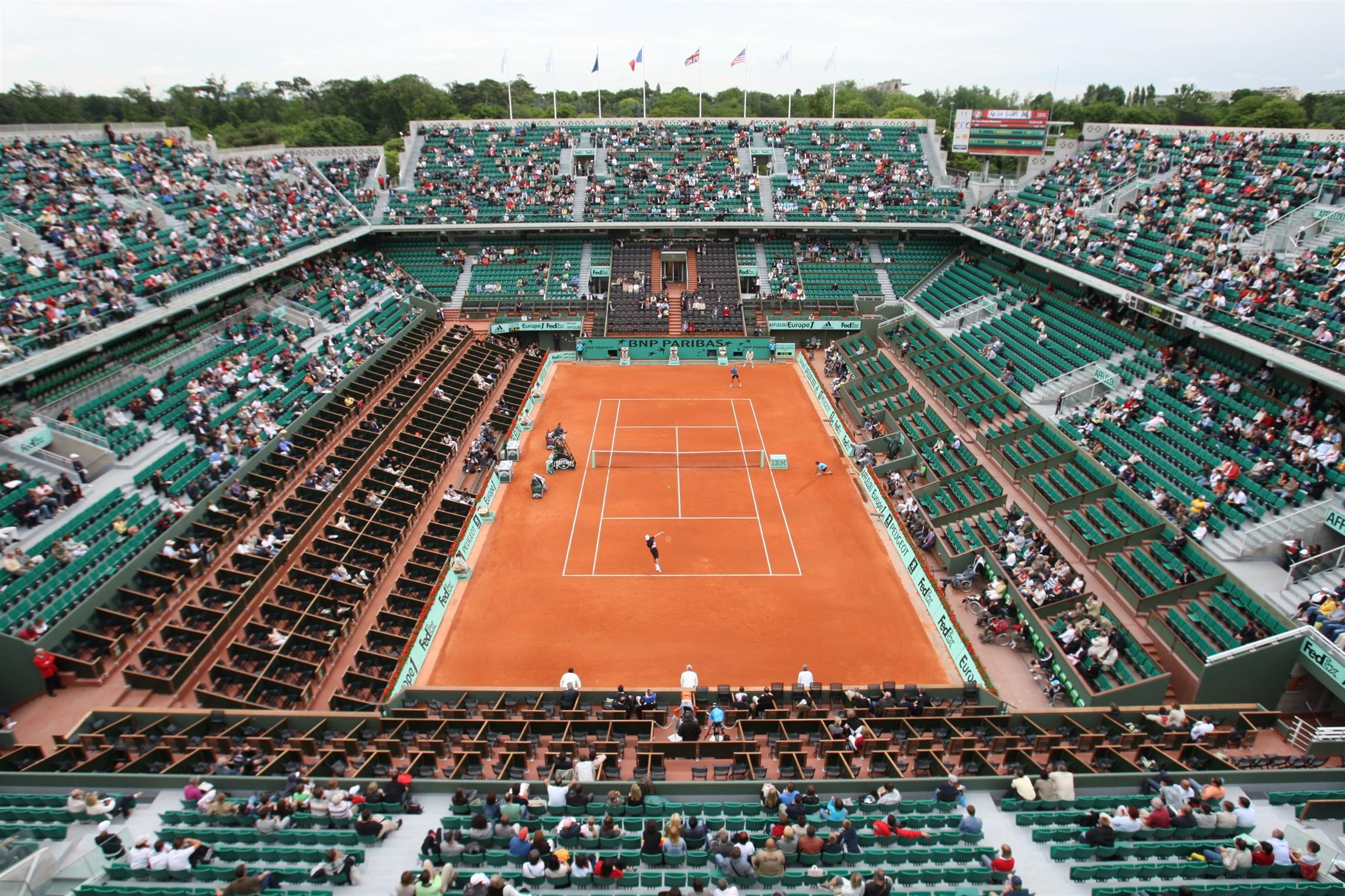 Sporza: Roland Garros