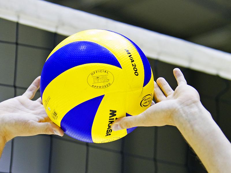 Sporza: EK Volleybal