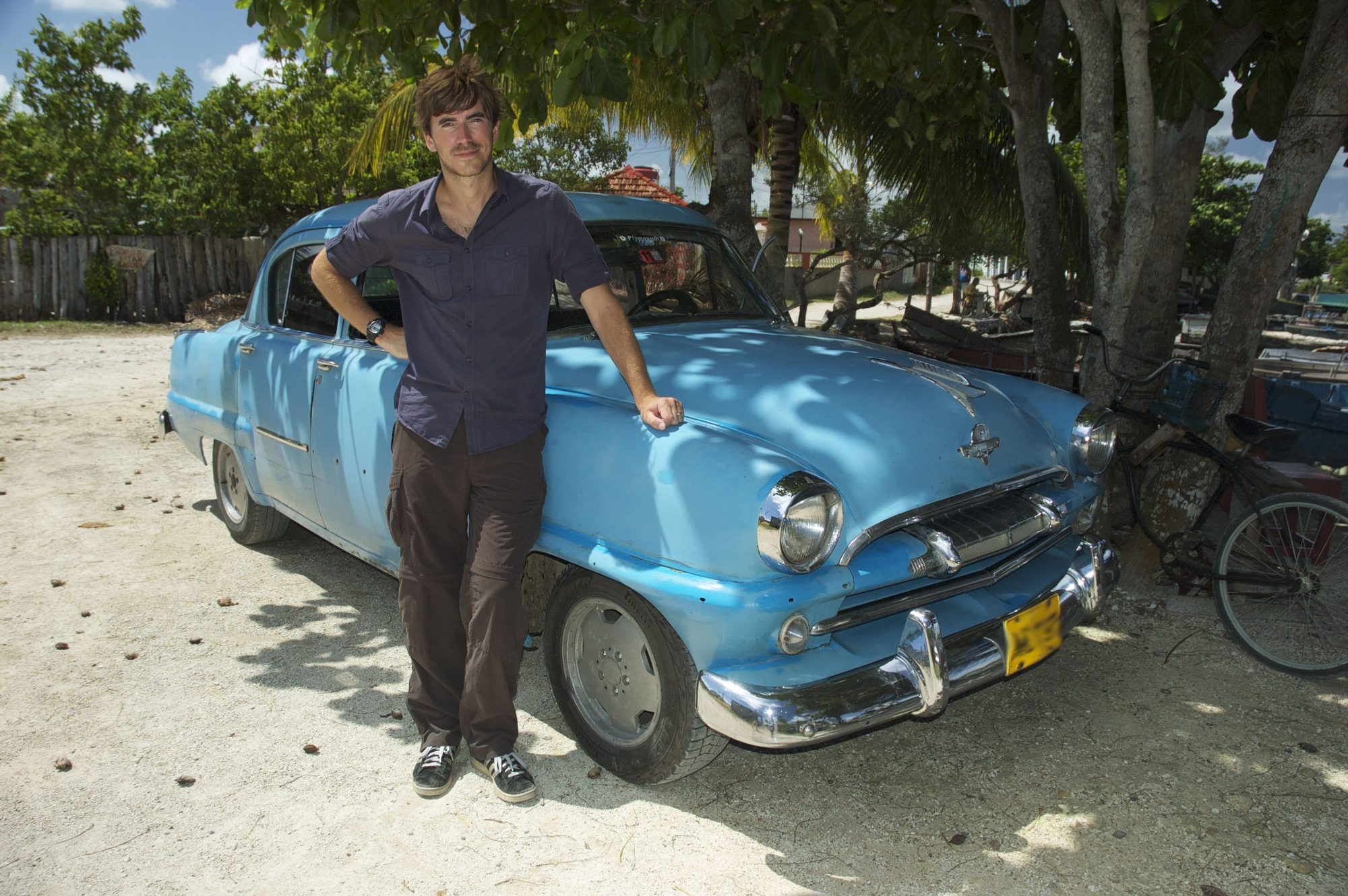 Simon Reeve: Last Chance to See Cuba