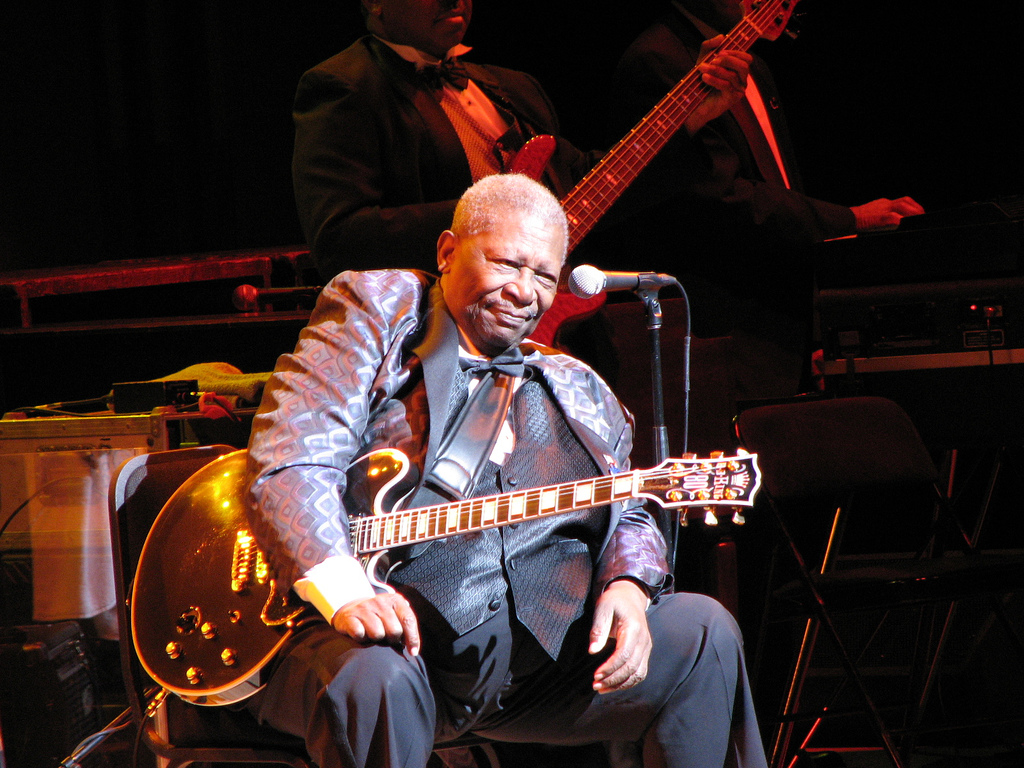 BB King: Life of Riley