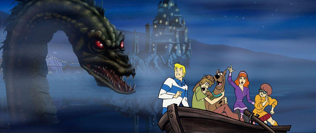 Scooby-Doo! En het monster van Loch Ness