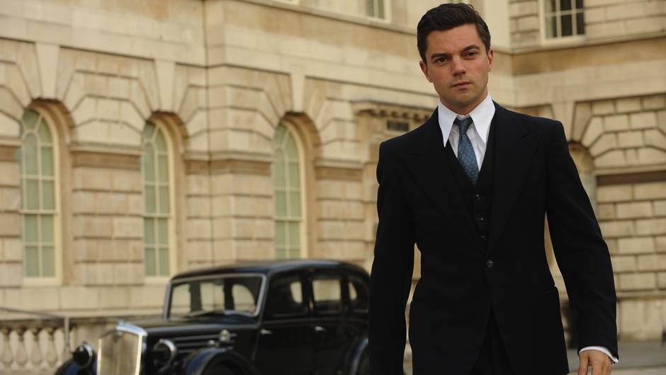 Fleming, The Man Who Would Be Bond
