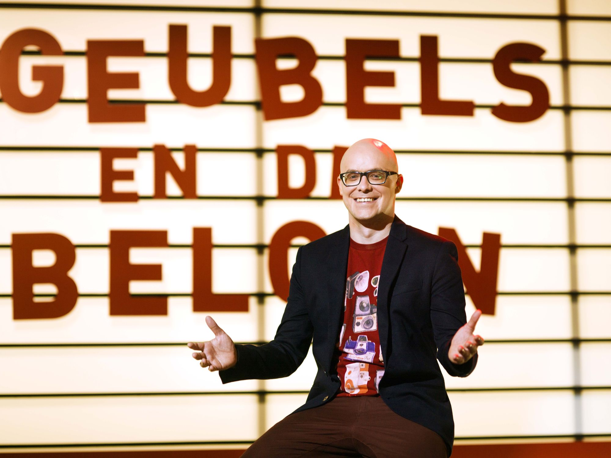 Geubels en de Belgen