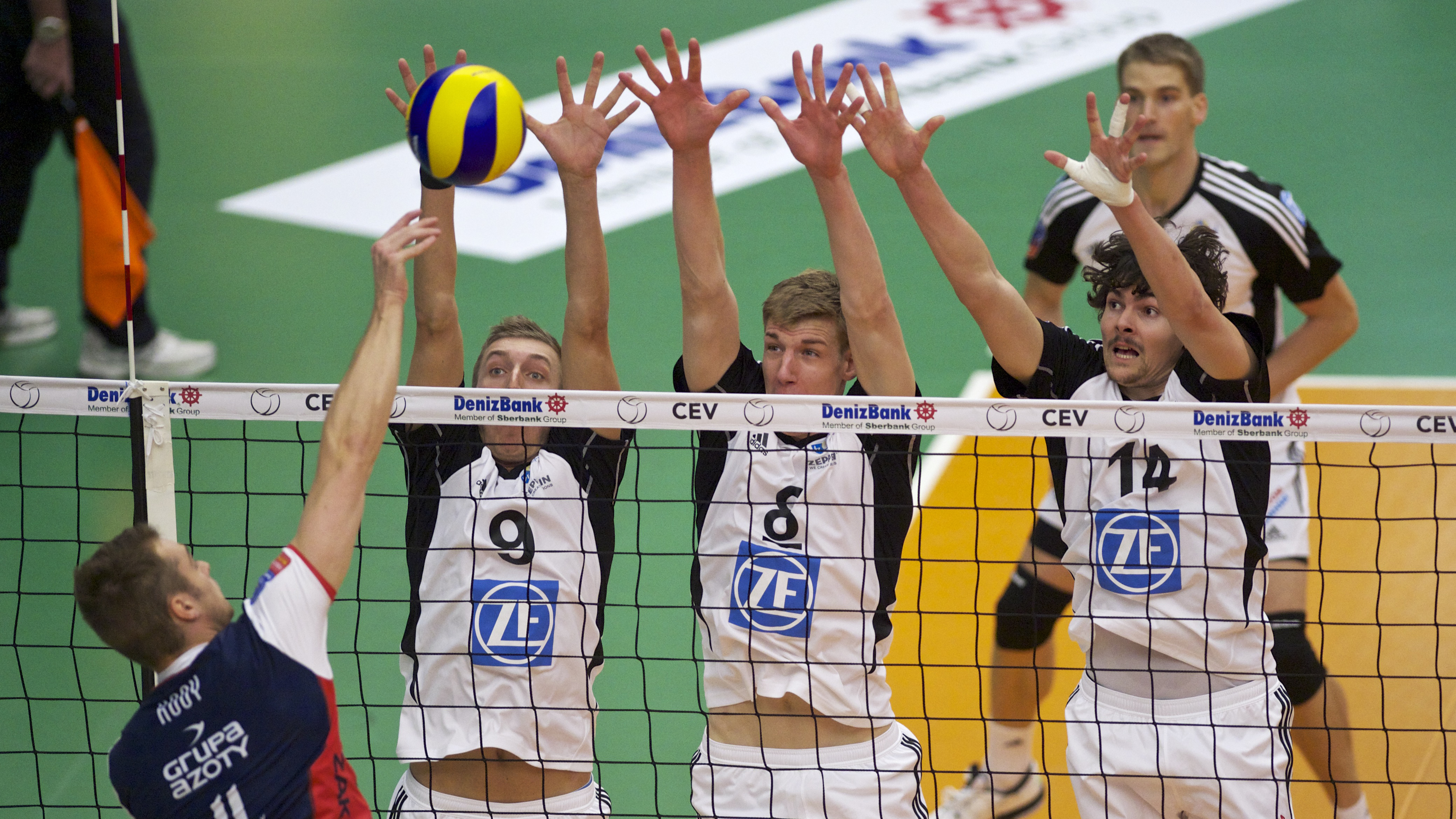 Sporza: Champions League Volleybal