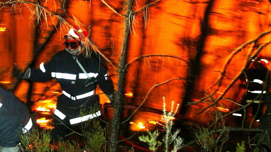 Brandweer Australië