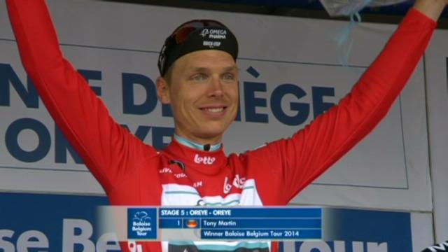 Sporza: Ronde van België