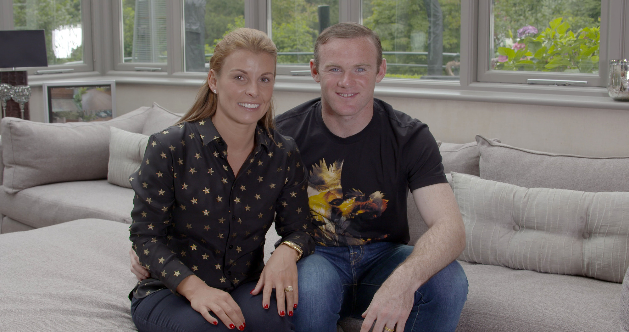 Wayne Rooney - The Man Behind the Goals