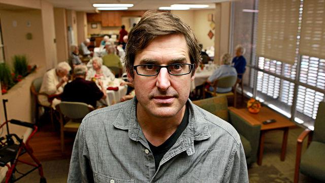 Louis Theroux: I can't remember