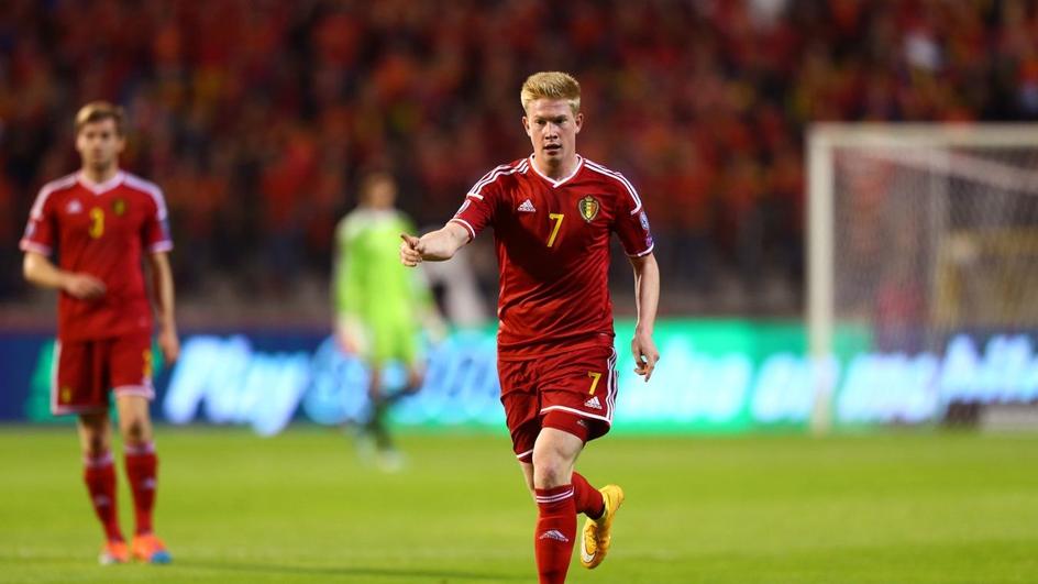 European Qualifiers: België/Cyprus