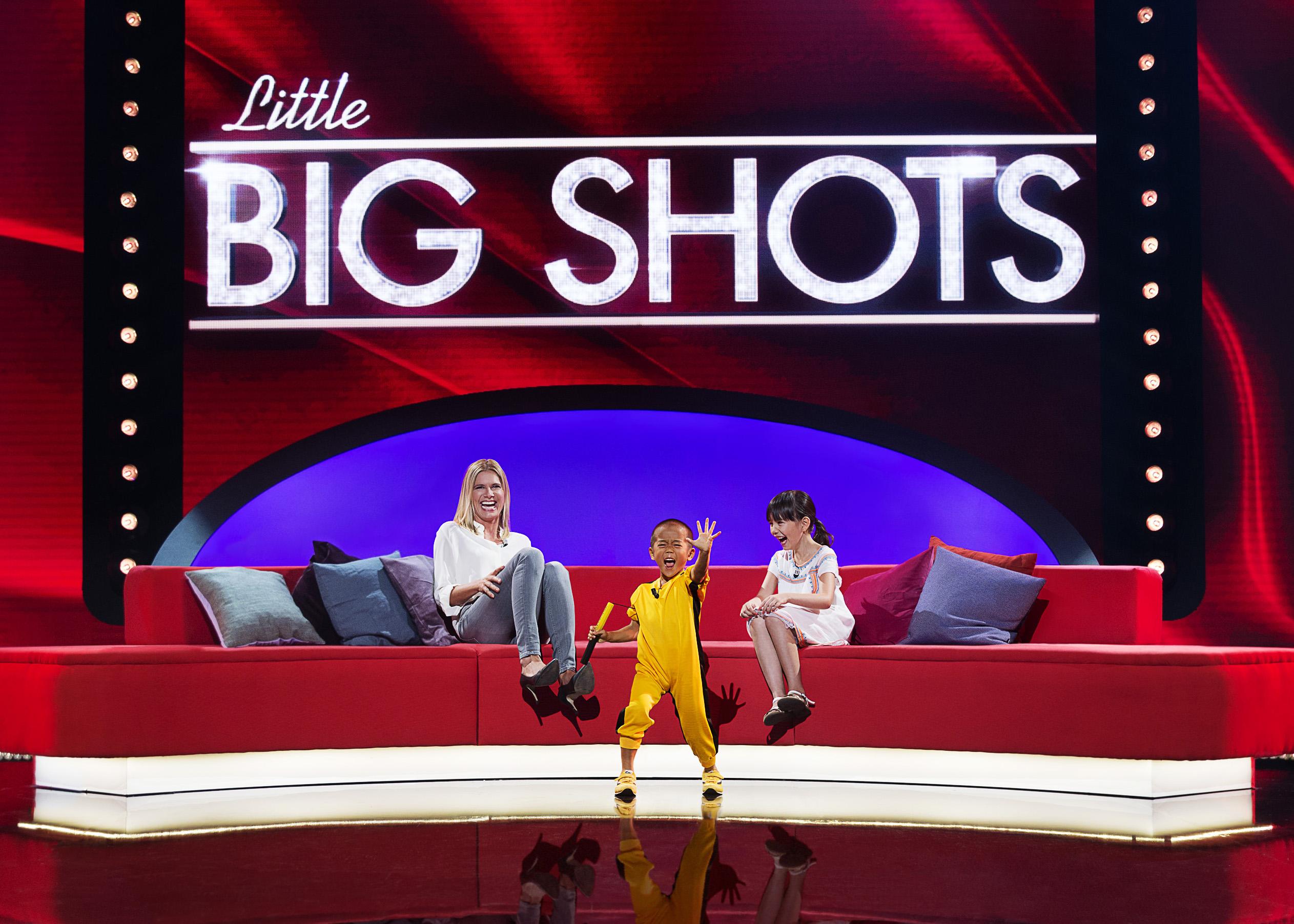 Little Big Shots met Nathalie Meskens